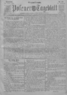 Posener Tageblatt 1911.10.14 Jg.50 Nr483