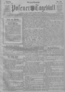 Posener Tageblatt 1911.10.15 Jg.50 Nr485