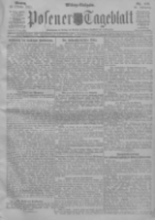 Posener Tageblatt 1911.10.16 Jg.50 Nr486