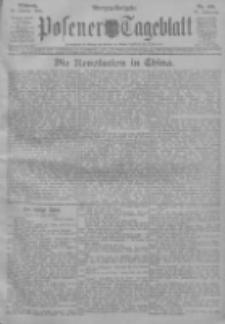 Posener Tageblatt 1911.10.18 Jg.50 Nr489