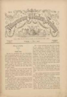 Allgemeine Moden-Zeitung : eine Zeitschrift für die gebildete Welt, begleitet von dem Bilder-Magazin für die elegante Welt 1893.05.01 Nr18