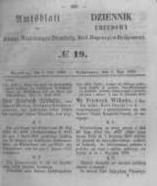 Amtsblatt der Königlichen Preussischen Regierung zu Bromberg. 1856.05.09 No.19