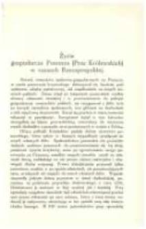 Życie gospodarcze Pomorza (Prus Królewskich) w czasach Rzeczpospolitej