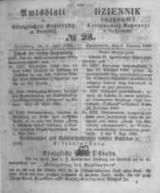 Amtsblatt der Königlichen Preussischen Regierung zu Bromberg. 1860.06.08 No.23