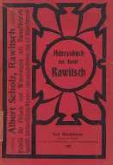 Adressbuch der Stadt Rawitsch