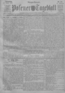 Posener Tageblatt 1911.10.19 Jg.50 Nr491