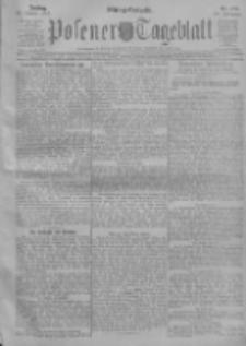 Posener Tageblatt 1911.10.20 Jg.50 Nr494