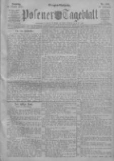 Posener Tageblatt 1911.10.24 Jg.50 Nr499