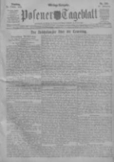 Posener Tageblatt 1911.10.24 Jg.50 Nr500