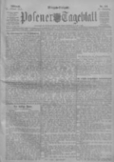 Posener Tageblatt 1911.10.25 Jg.50 Nr501