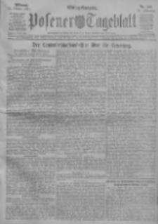 Posener Tageblatt 1911.10.25 Jg.50 Nr502