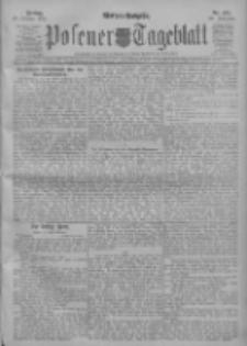 Posener Tageblatt 1911.10.27 Jg.50 Nr505