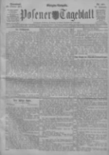 Posener Tageblatt 1911.10.28 Jg.50 Nr507