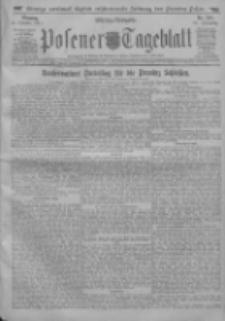 Posener Tageblatt 1911.10.30 Jg.50 Nr510