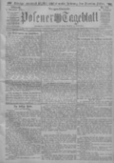Posener Tageblatt 1911.11.01 Jg.50 Nr513
