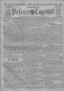 Posener Tageblatt 1911.11.02 Jg.50 Nr515