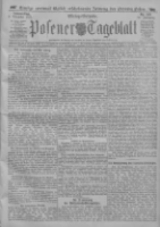 Posener Tageblatt 1911.11.02 Jg.50 Nr516