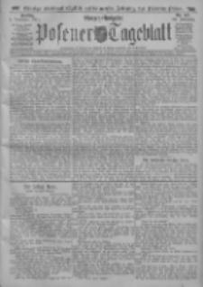 Posener Tageblatt 1911.11.03 Jg.50 Nr517