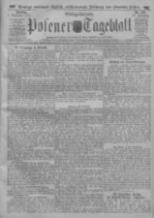 Posener Tageblatt 1911.11.03 Jg.50 Nr518