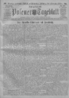 Posener Tageblatt 1911.11.04 Jg.50 Nr520