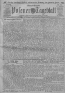 Posener Tageblatt 1911.11.05 Jg.50 Nr521