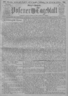 Posener Tageblatt 1911.11.07 Jg.50 Nr523