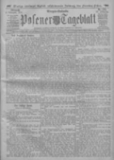 Posener Tageblatt 1911.11.08 Jg.50 Nr525