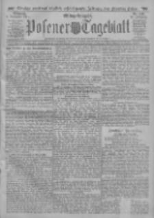 Posener Tageblatt 1911.11.08 Jg.50 Nr526