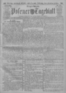 Posener Tageblatt 1911.11.09 Jg.50 Nr527