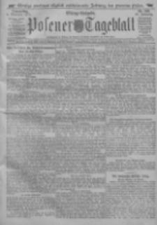 Posener Tageblatt 1911.11.09 Jg.50 Nr528