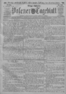 Posener Tageblatt 1911.11.10 Jg.50 Nr529