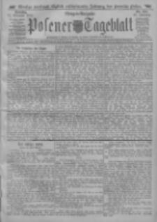 Posener Tageblatt 1911.11.12 Jg.50 Nr533