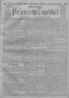 Posener Tageblatt 1911.11.14 Jg.50 Nr535