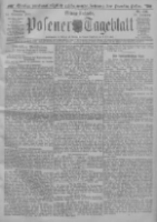 Posener Tageblatt 1911.11.14 Jg.50 Nr536