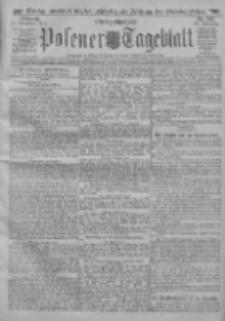 Posener Tageblatt 1911.11.15 Jg.50 Nr538