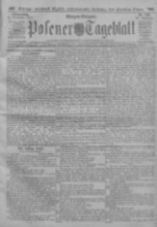 Posener Tageblatt 1911.11.16 Jg.50 Nr539