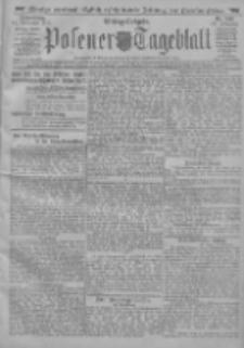 Posener Tageblatt 1911.11.16 Jg.50 Nr540