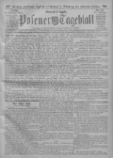 Posener Tageblatt 1911.11.17 Jg.50 Nr541