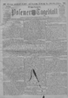 Posener Tageblatt 1911.11.17 Jg.50 Nr542