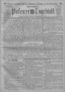 Posener Tageblatt 1911.11.18 Jg.50 Nr543