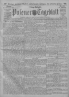 Posener Tageblatt 1911.11.20 Jg.50 Nr546