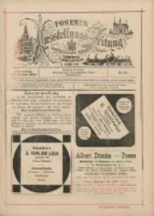 Posener Ausstellungs-Zeitung: Offizielles Organ der Provinzial-Gewerbe-Ausstellung 1895.06.06 Nr12