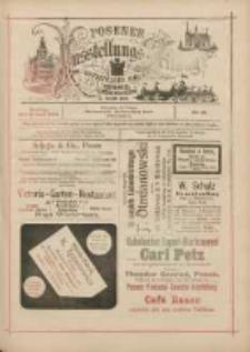 Posener Ausstellungs-Zeitung: Offizielles Organ der Provinzial-Gewerbe-Ausstellung 1895.06.10 Nr16