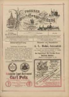 Posener Ausstellungs-Zeitung: Offizielles Organ der Provinzial-Gewerbe-Ausstellung 1895.06.14 Nr20