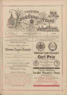 Posener Ausstellungs-Zeitung: Offizielles Organ der Provinzial-Gewerbe-Ausstellung 1895.06.24 Nr30
