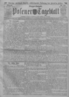 Posener Tageblatt 1911.11.22 Jg.50 Nr549