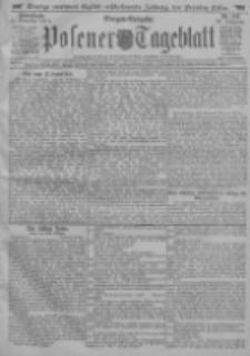 Posener Tageblatt 1911.11.25 Jg.50 Nr553