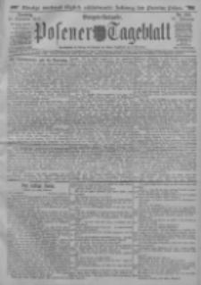 Posener Tageblatt 1911.11.26 Jg.50 Nr555