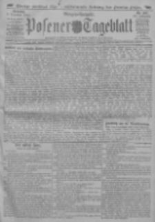 Posener Tageblatt 1911.12.03 Jg.50 Nr567
