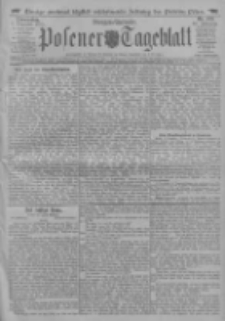 Posener Tageblatt 1911.12.07 Jg.50 Nr573
